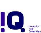 logo for Queen Mary Innovations