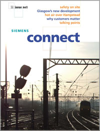cover for Siemens publication